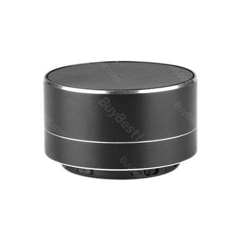 A10 Mini Bluetooth Speaker with  LC Frequency Selection Technology