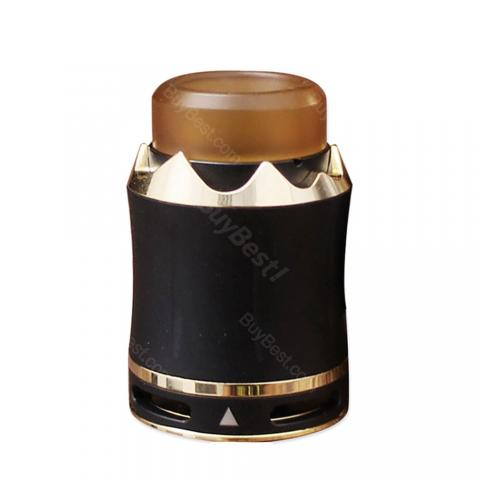 cheap Cool Vapor Arthur RDA Tank - Black