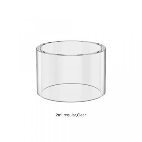 cheap OBS Cube Replacement Glass Tube - 2ml/4ml, Clear 4ml