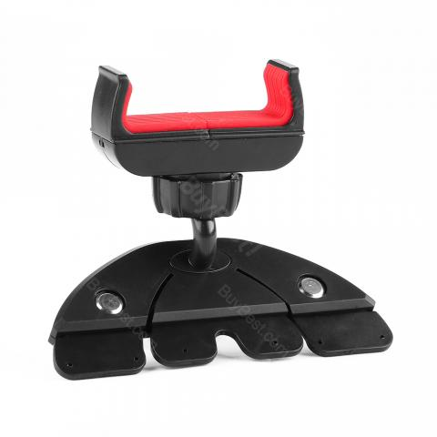 cheap ET Universal CD Slot Car Mount Holder Stand - Black