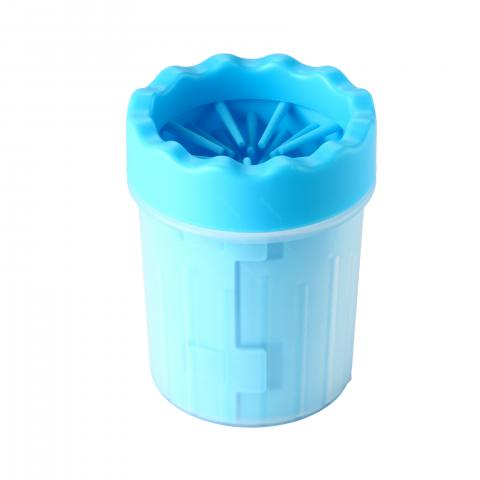 cheap Pet Washer Cup Foot Wash Tool - Blue S
