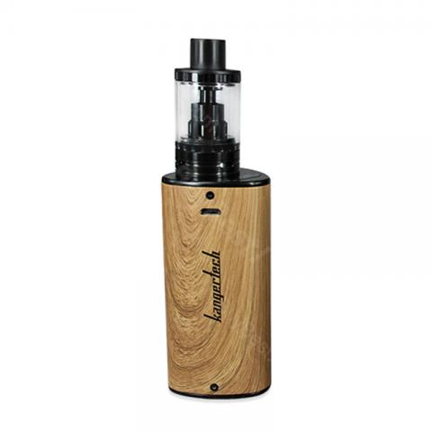 cheap Kangertech K-KISS Starter Kit - 6300mAh, Wooden