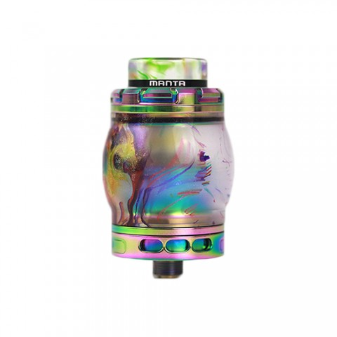 cheap Advken Manta RTA Resin Version - 4.5ml , Rainbow