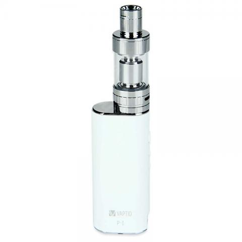 cheap 50W Vaptio P-I Kit - 2100mAh , White