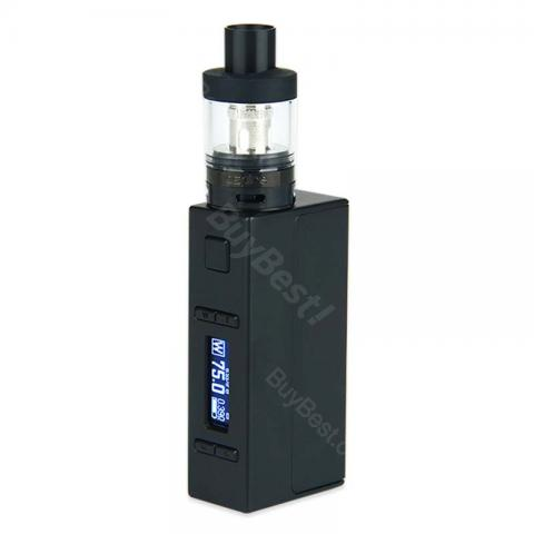 75W Aspire EVO75 Starter Kit with Atlantis EVO Tank