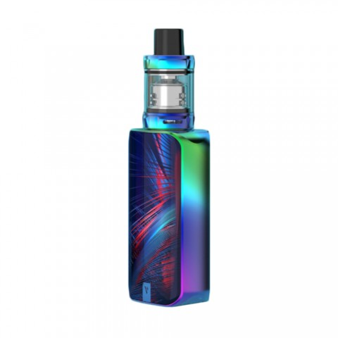 cheap Vaporesso Luxe Nano Touch Screen TC Kit 2500mah with SKRR-S Mini Tank, Rainbow 3.5ml