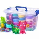 24 Colors Modeling Clay Toys - Multi-Color-4