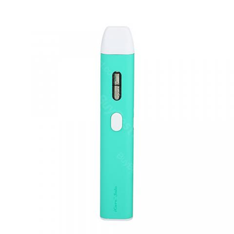 cheap Eleaf iCare Solo Starter Kit - 320mAh, Cyan
