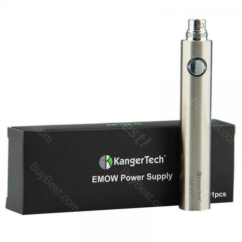 cheap Kangertech EMOW Battery - 1300mAh, Silver