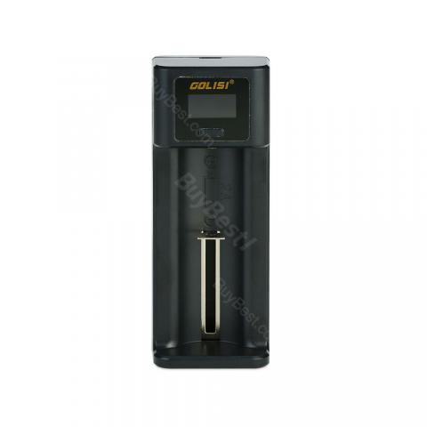 Golisi I1 2A LCD Smart USB Battery Charger