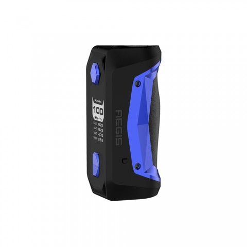 cheap 100W Geekvape Aegis Solo TC Box Mod - Blue