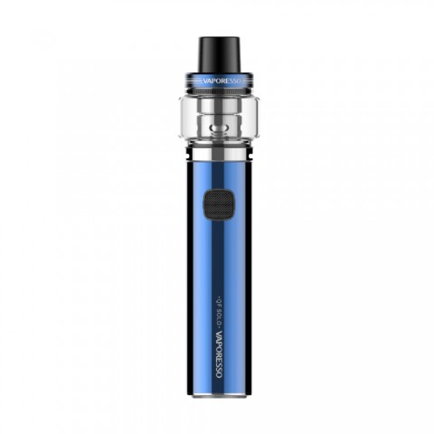 cheap Vaporesso QF Solo Starter Kit 3000mAh - Blue 8ml