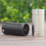 Cthulhu Tube Mod Supports 22mm and 24mm Atomizer - Black-1