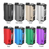 200W DOVPO Topside Dual TC Squonk MOD Top Fill MOD - Black Standard Edition-1