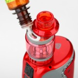 300W Wismec Reuleaux Tinker Starter Kit with Column Tank - Red 2ml-3