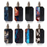 iPV V3 Mini Auto Filling TC Kit with YIHI Chipset - 1400mAh, Gunmetal/C1-2