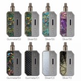 iPV V3 Mini Auto Filling TC Kit with YIHI Chipset - 1400mAh, Gunmetal/C1-1