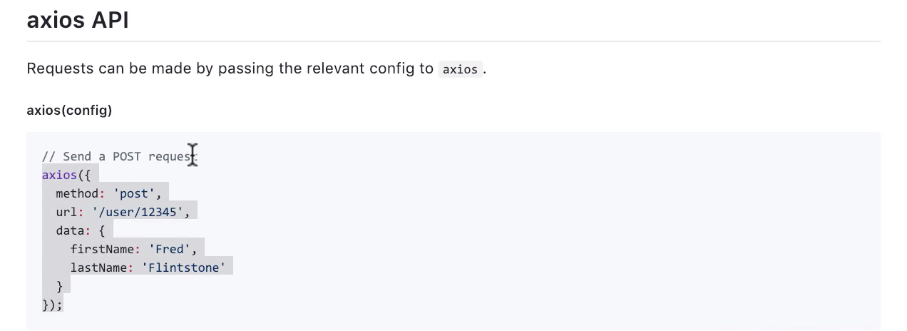 Making Dynamic Axios API Queries in React