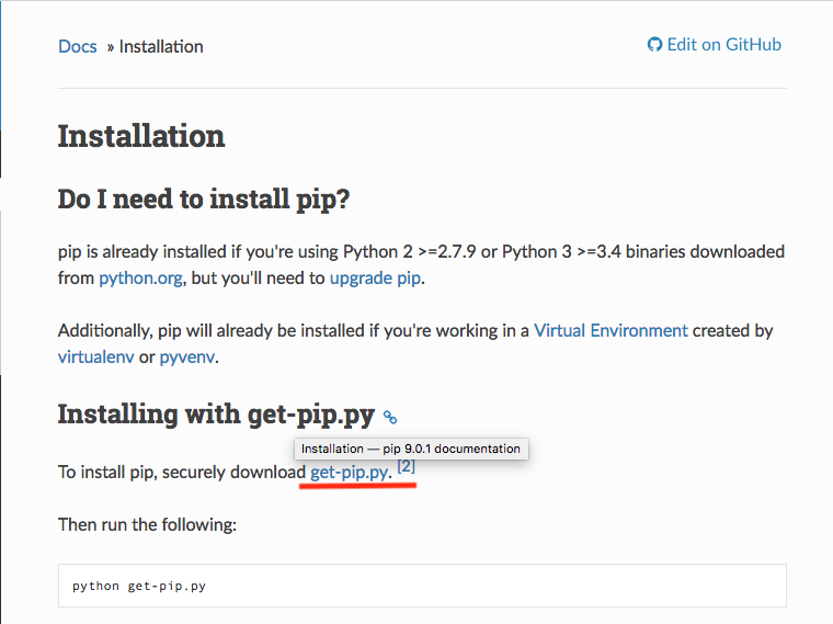 How to Install PIP On a Mac or Windows Machine