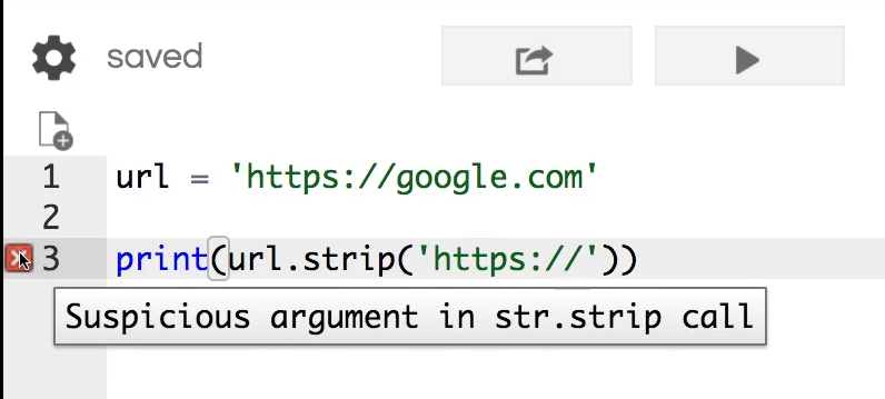 Overview of Python's strip, lstrip, and rstrip Functions