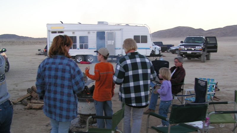 Camping: Sledge Hammer