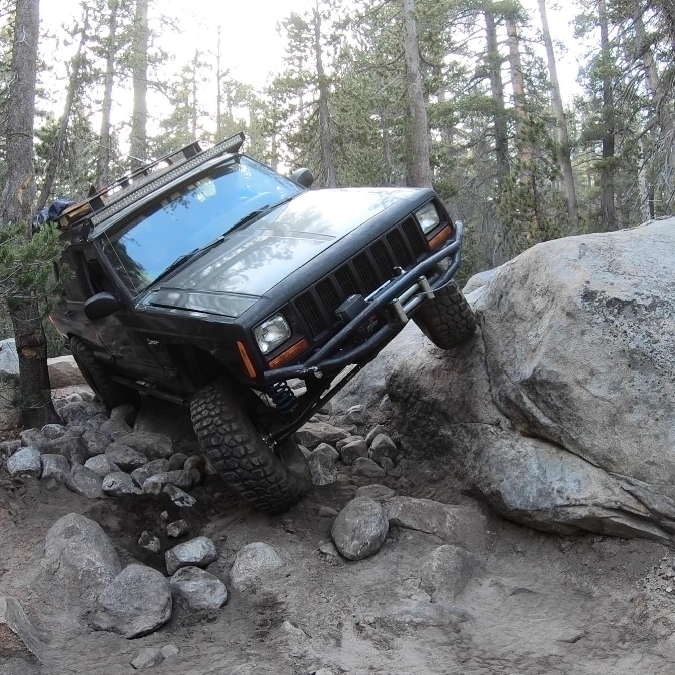 Trail Review: 26E213 - Coyote Lake Trail