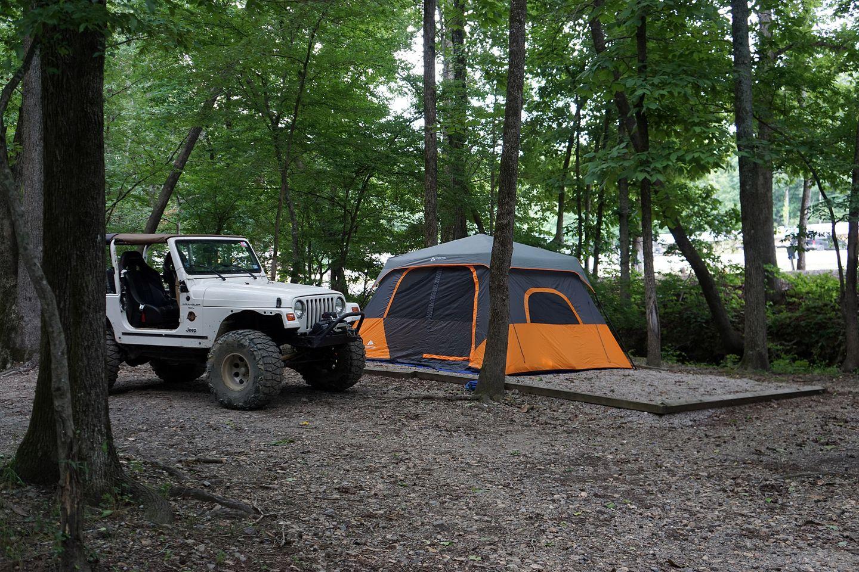 Camping: Fun Run G3 - Hot Springs ORV Park
