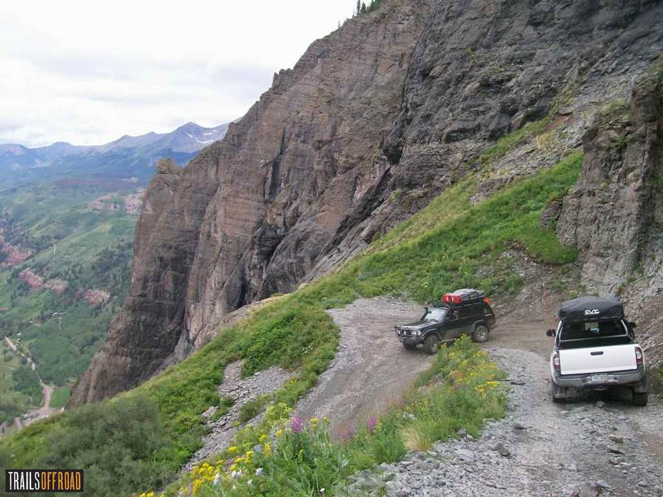 Black Bear Pass Colorado >> Black Bear Pass Colorado Offroad Trail