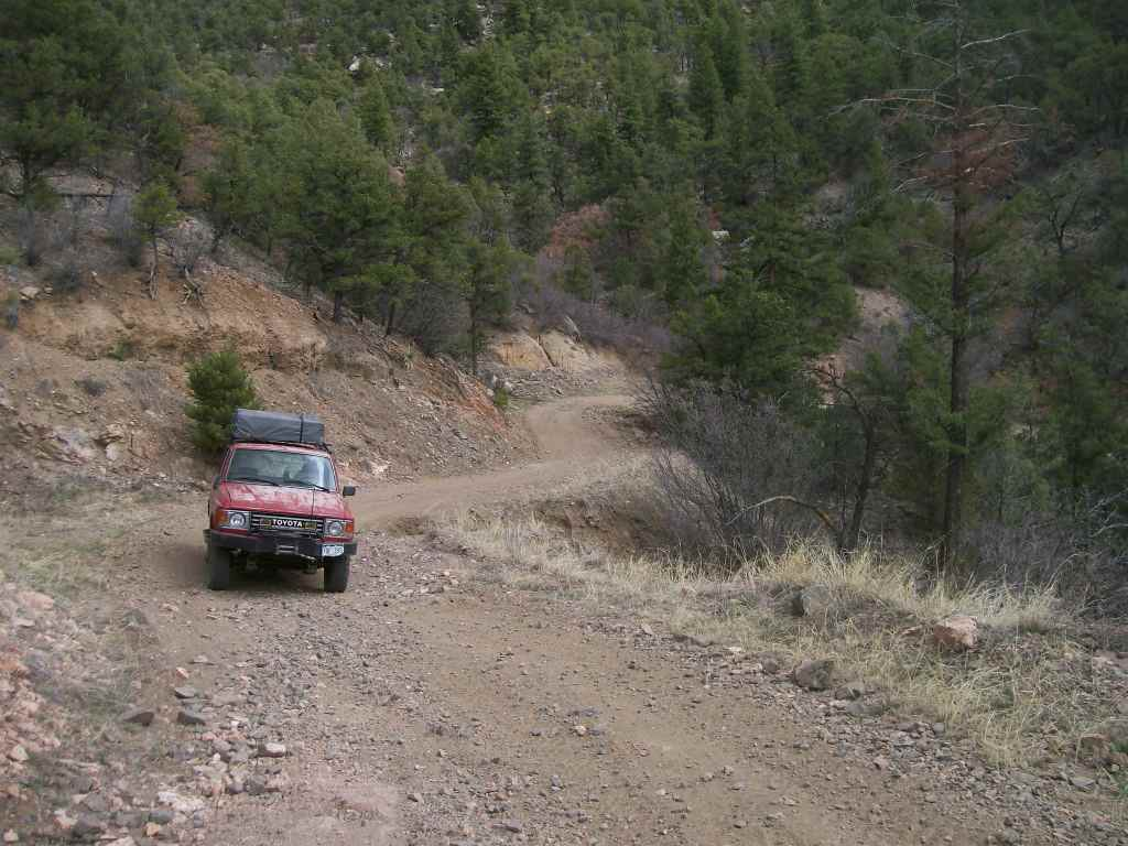 Trail Review: Fremont County Road 27