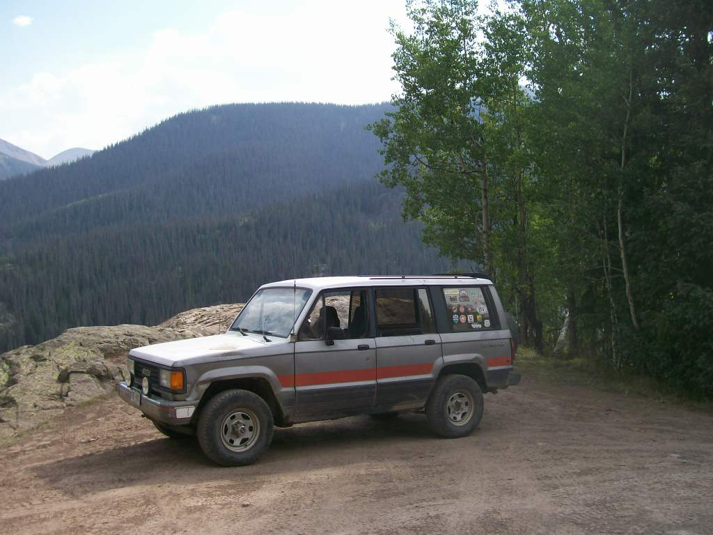 Trail Review: Stony Pass