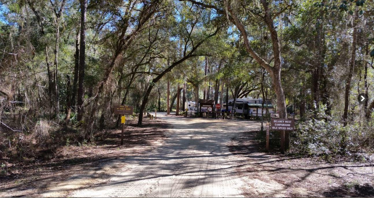 Camping: Tread Lightly! Four Wheel Drive Way
