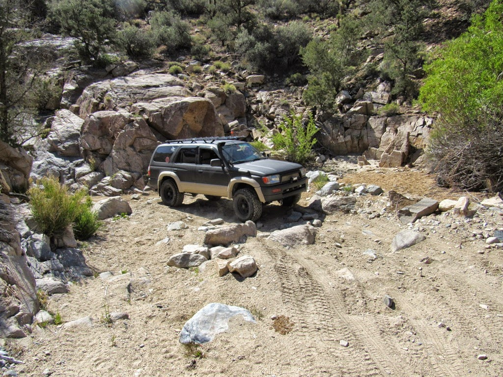 Trail Review: 2N02 - Burns Canyon
