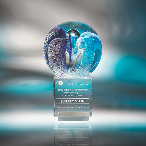 Explosion Art Glass Award