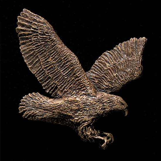Flying Eagle Bronze Accent