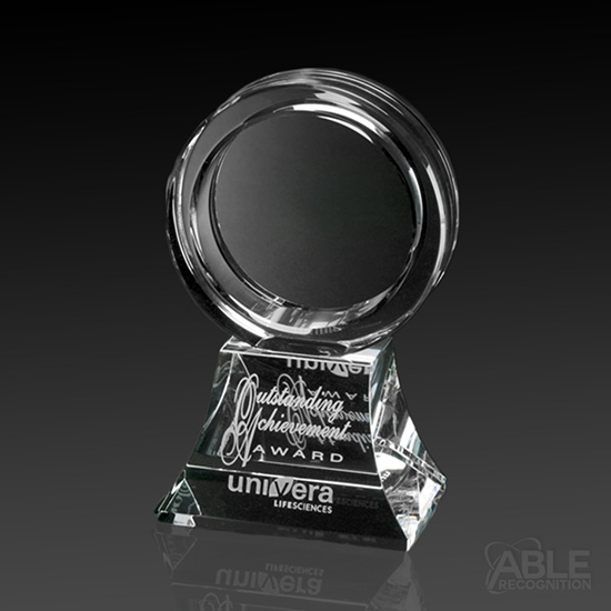 Corona Crystal D Award
