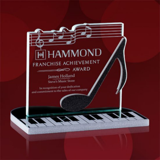 Sheet Music Award