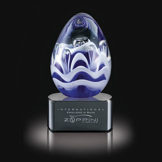 Astral Award on Black Base
