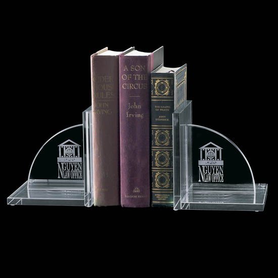 Amberwood Bookends