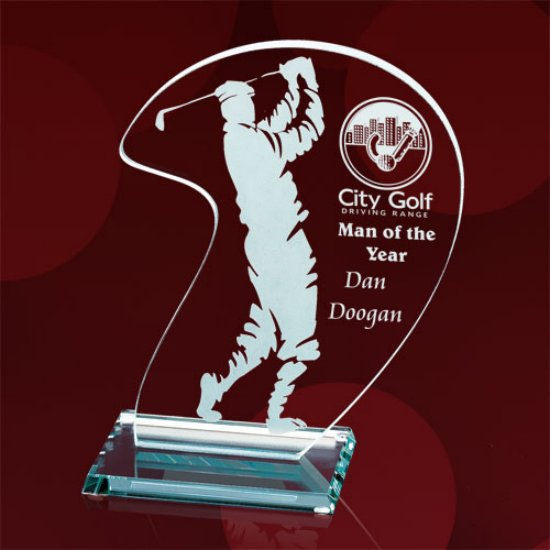 Male Golfer Award