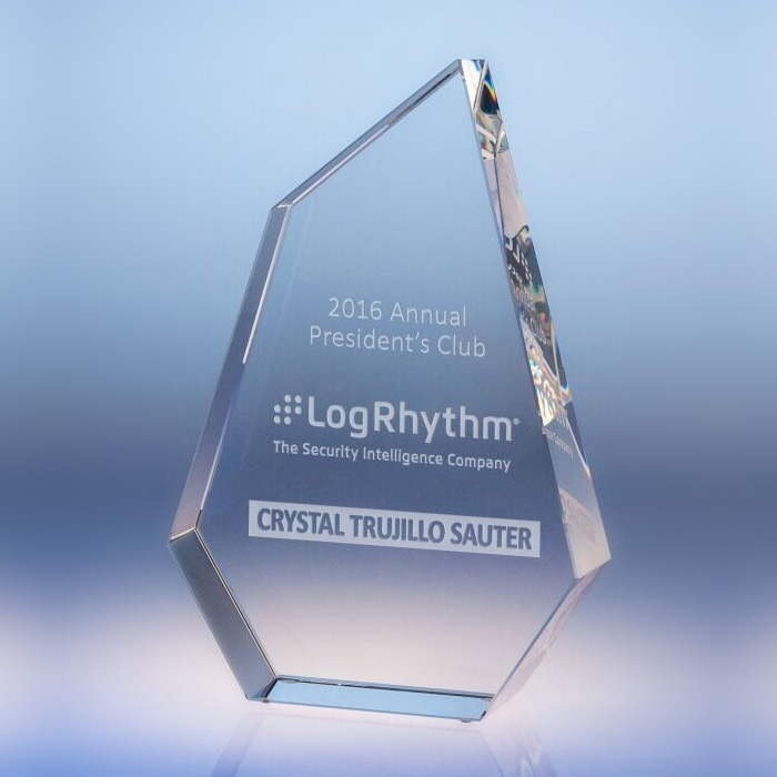 Epic Crystal Award