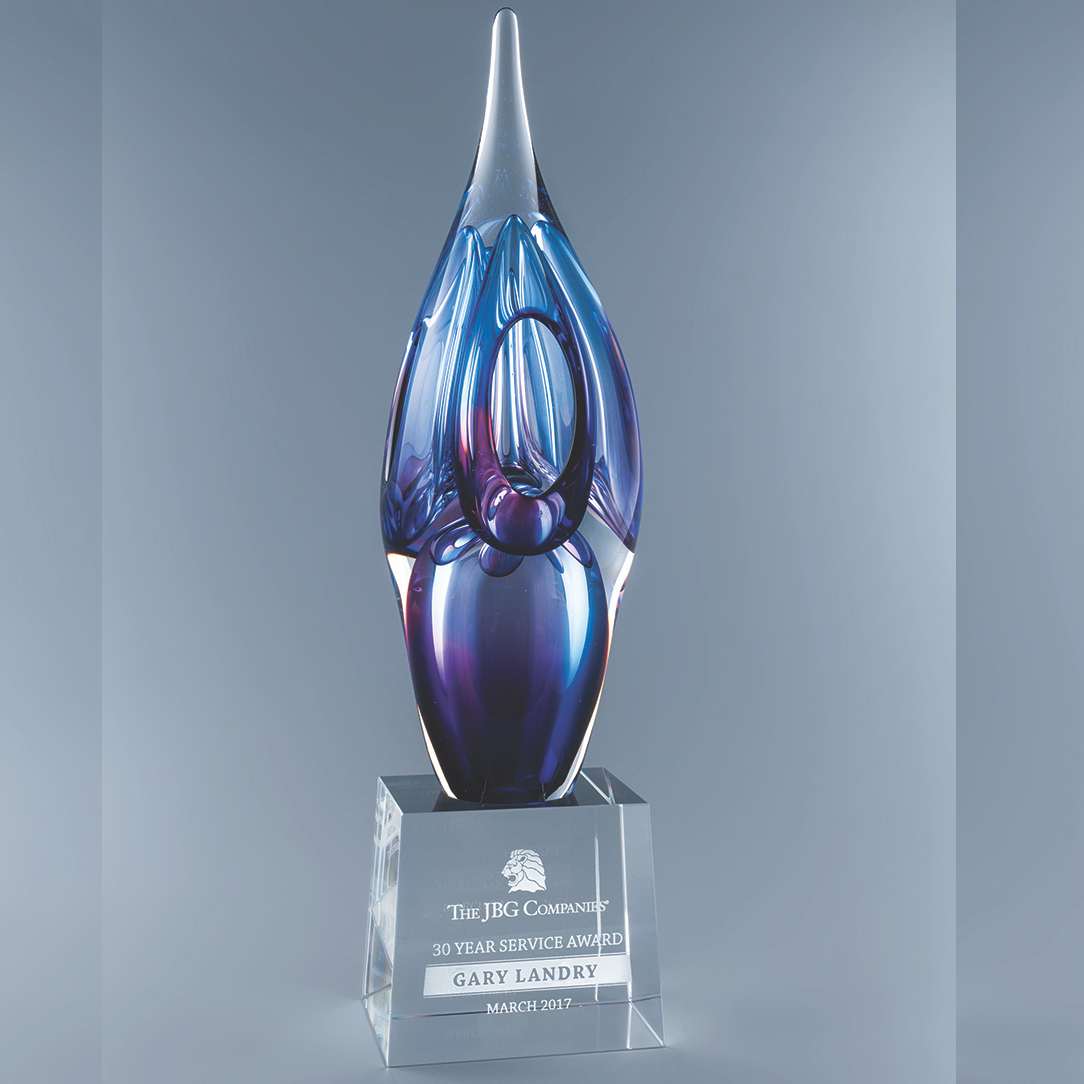 Paragon Art Glass Award