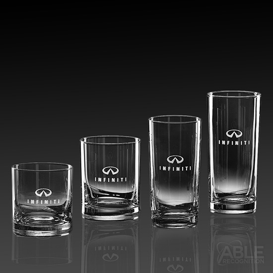 14oz. Double Old Fashioned Set of 4