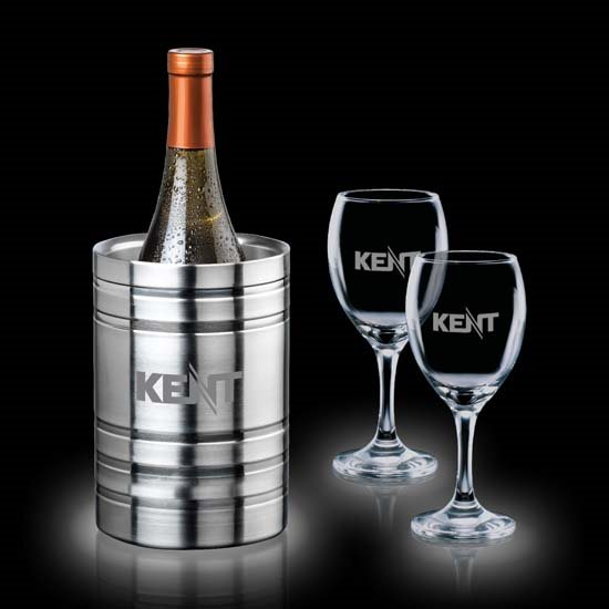 Perla Wine Cooler & 2 Carberry Wine