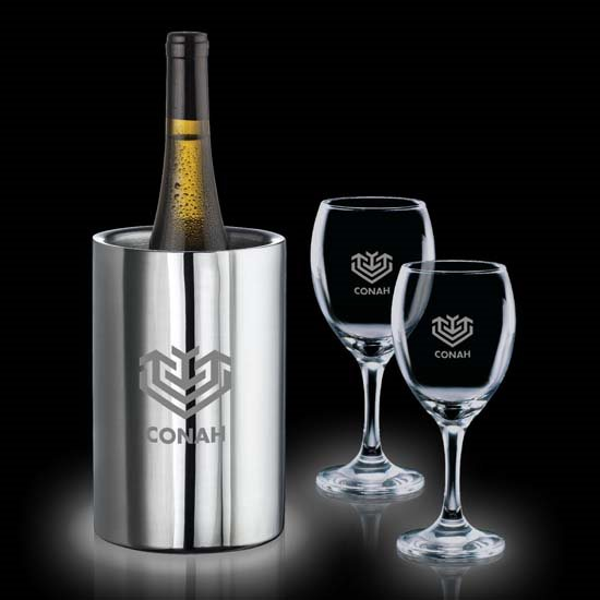 Jacobs Wine Cooler & 2 Carberry Wine