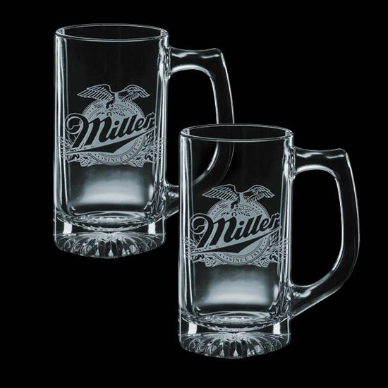 Stafford 25oz Beer Stein (Set of 2)