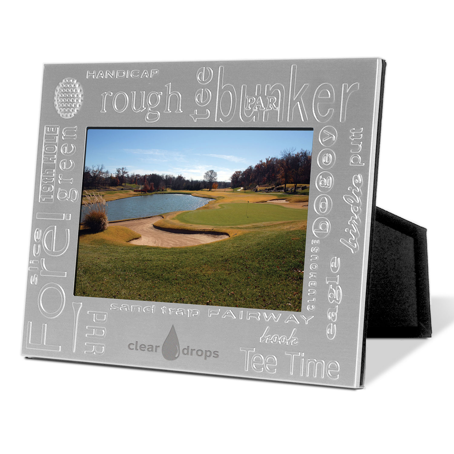 Golf Award Frame