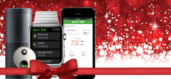 Alert 360: Cool Christmas Technology - Smart Home Automation!