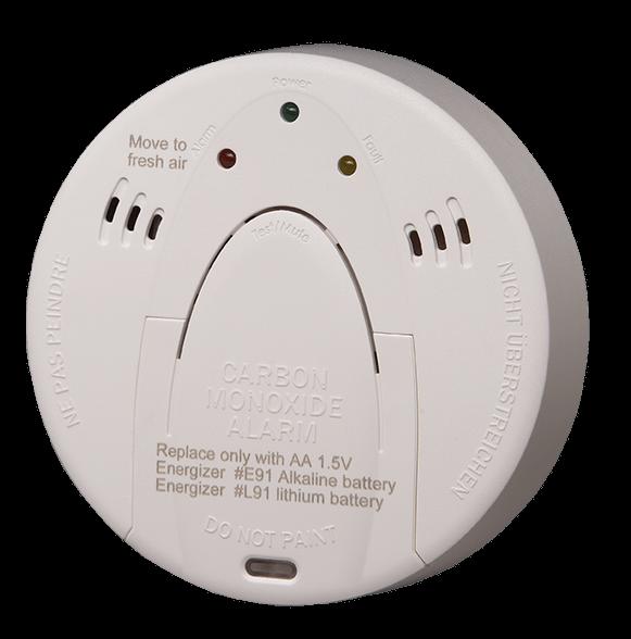 Alert 360 Smoke Detector Image