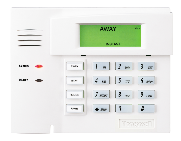 vista15p control panel by Alert 360 Home Security