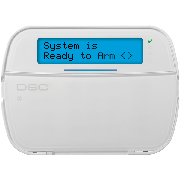 DCS control panel manual by Alert 360 Home Security